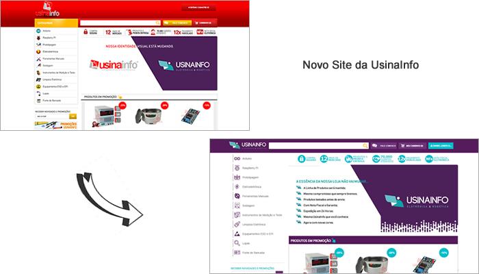 Novo Site UsinaInfo