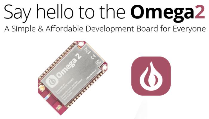 Omega2, o Computador IoT de US$ 5