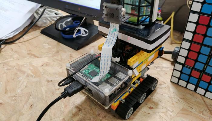 Projeto com Raspberry Pi