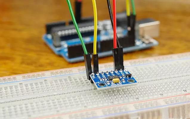 Módulo para Arduino Acelerômetro