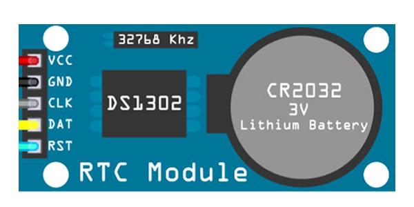 RTC Arduino DS1302