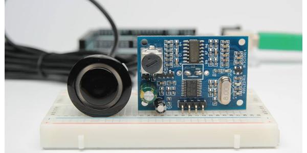 Sensor de Distância Ultrassônico JSN-SR04T