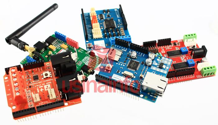 Shields para Arduino