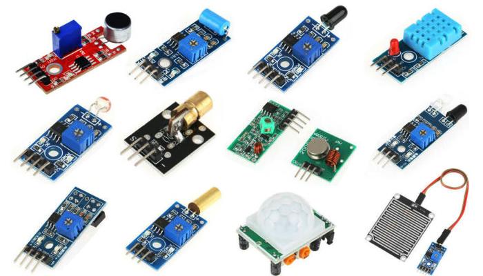 Tipos de Sensores para Arduino