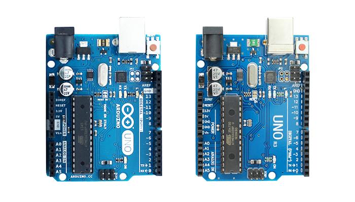 Arduino Uno Original x Compatível